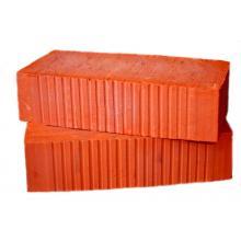 Керамический рядовой полнотелый кирпич М-150